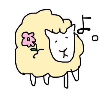 アイコン用のイラストを描きます 動物のシュールな絵が好きな方へ