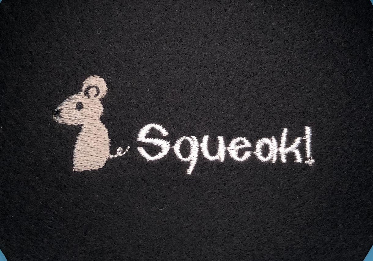 刺繍のパンチングデータ作成+刺繍サンプルを送ります 会社ロゴや名入れ、グッズなど刺繍でデザインしてみませんか?