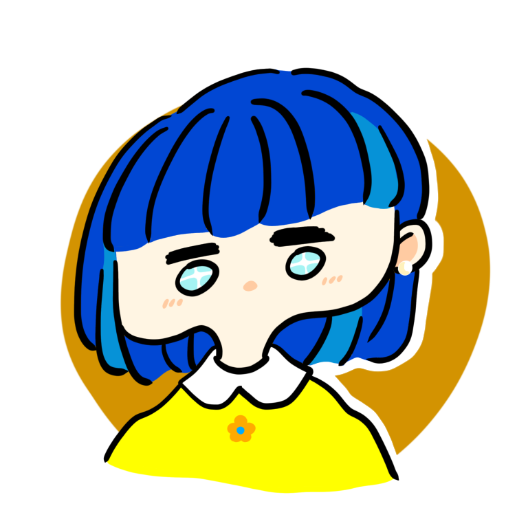 バストアップまでのイラスト描きます あなただけの可愛いオリジナルアイコン描きます。
