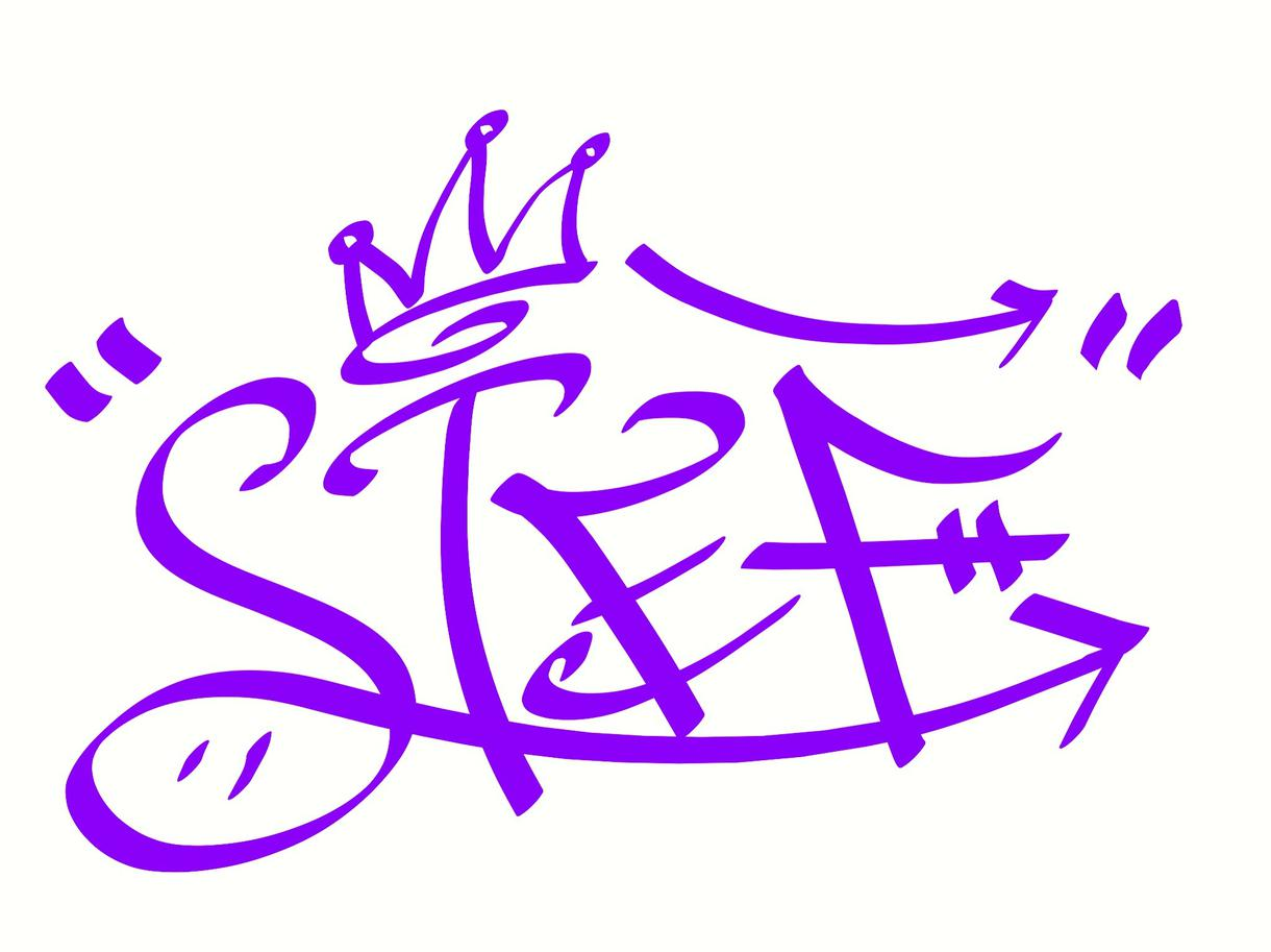 HipHopテイストであなたの名前を描きます かっこいいバナーやヘッダー、サインが欲しい方へオススメ!!!