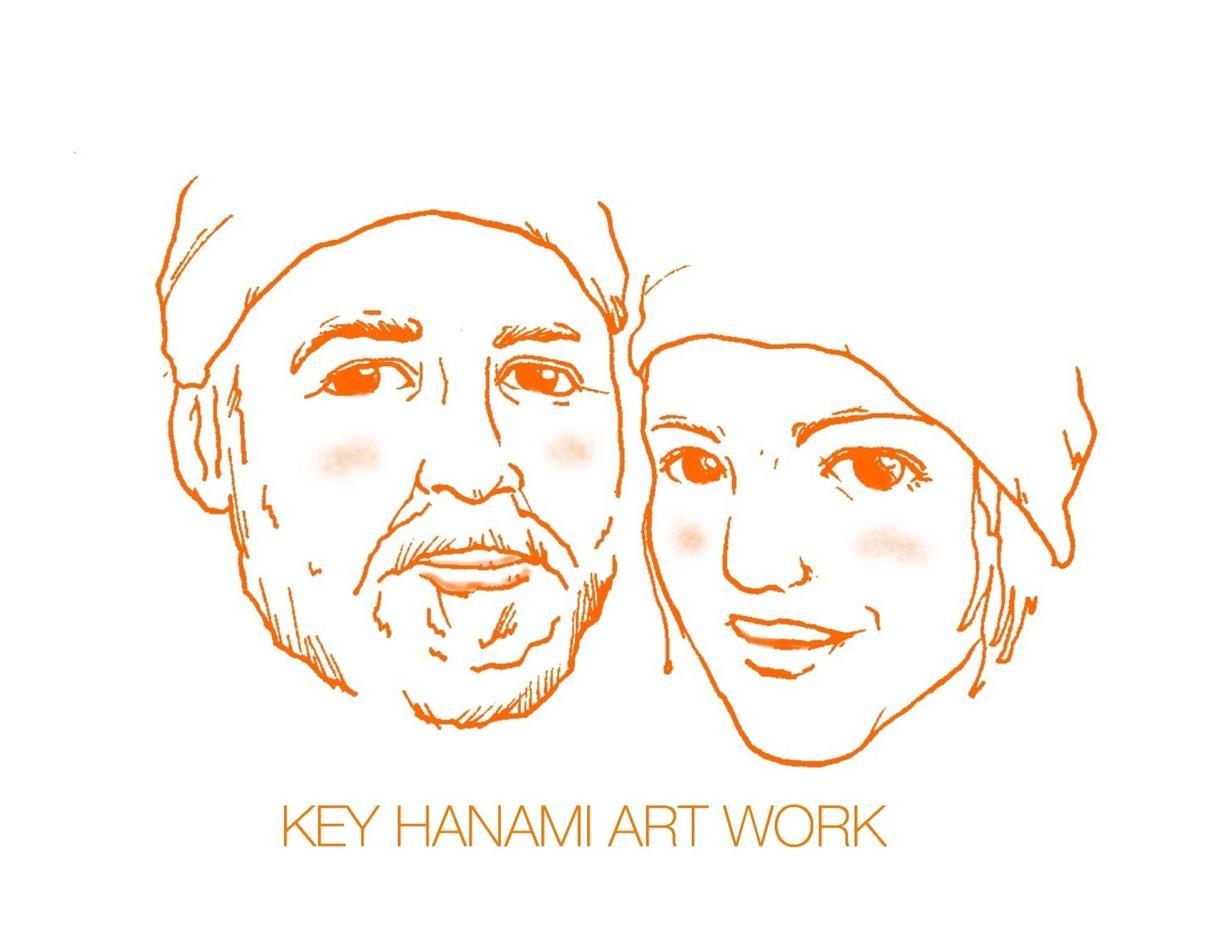 シンプルでお手軽な似顔絵を描きます ご希望の色を選んでいただいてそれに合わせて描きます。