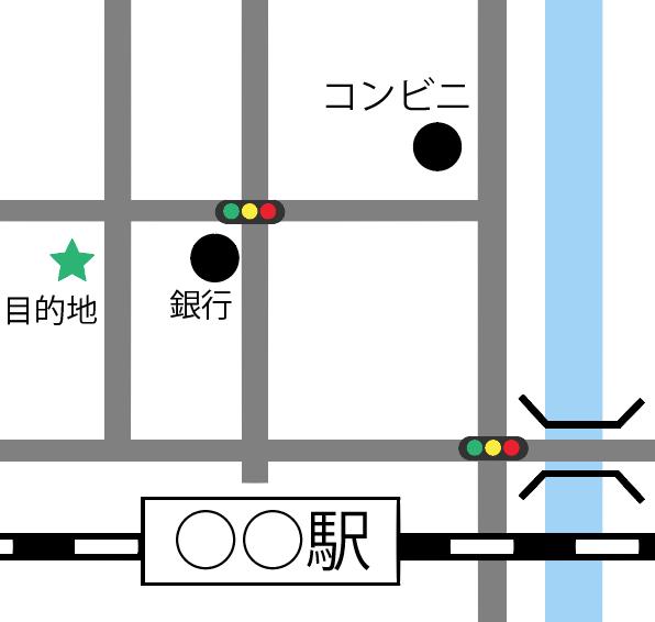 あなたの広告に合わせたスタイルで地図を作ります これでお客さんも迷うことなし!デザインに合った地図制作