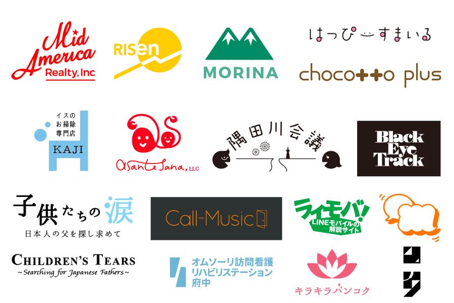 素敵ですねと言われるロゴを作ります *PRO認定デザイナーがあなたのご希望を叶えます*