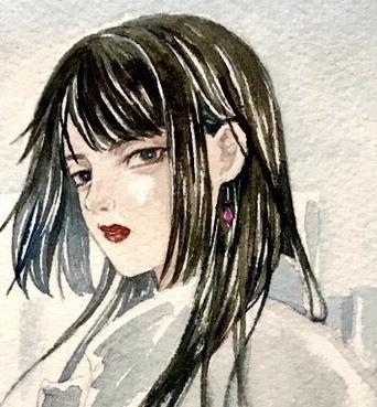 SNSのアイコンを描きます ポップな絵でも漫画っぽい絵でも受け付けます。