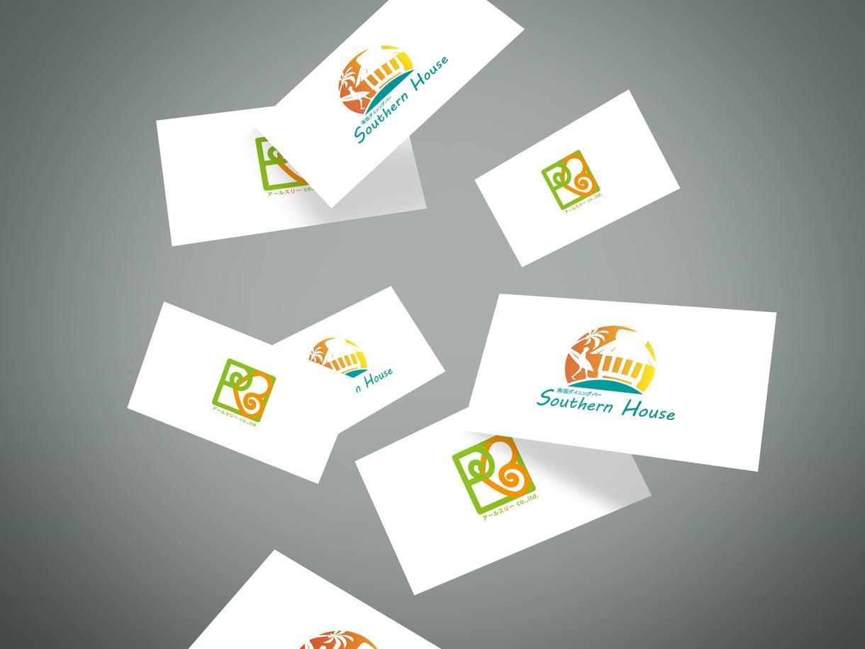 おしゃれなロゴ・名刺・パンフなど作ります 印象に残るロゴをデザイン致します。