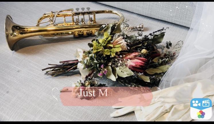 オシャレ✴︎高画質☆結婚式ムービーを作成します 素敵☆そして感動的な結婚式を彩るムービーをお作りします☆