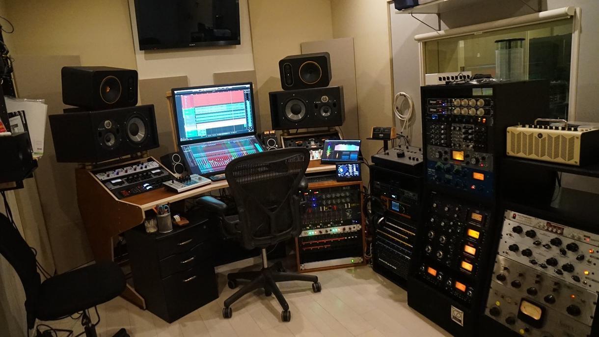 格安!オンラインミックス・マスタリング承ります プロ並みの音圧を格安提供します! イメージ1