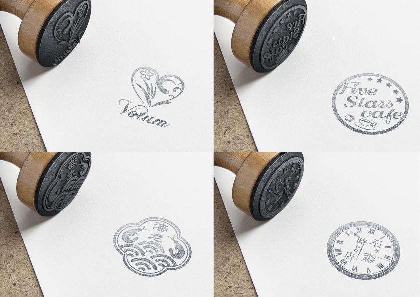 お店の宝物になるようなロゴを作成いたします ジャンル問わずハイクオリティなロゴをご提案いたします。