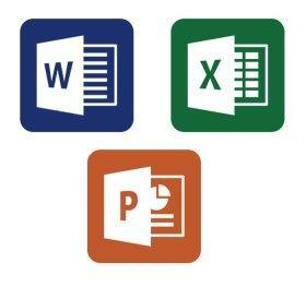 エクセル・ワード・パワーポイント作業を承ります 社内向・校内向・PTA・町内会等の文書作成にお困りの方へ イメージ1