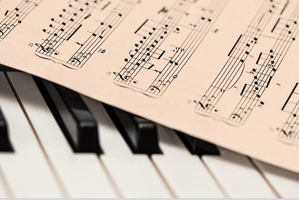 楽譜から音源作成致します 値下げ中♪譜読みが苦手な方、伴奏者がみつからない方は是非 イメージ1