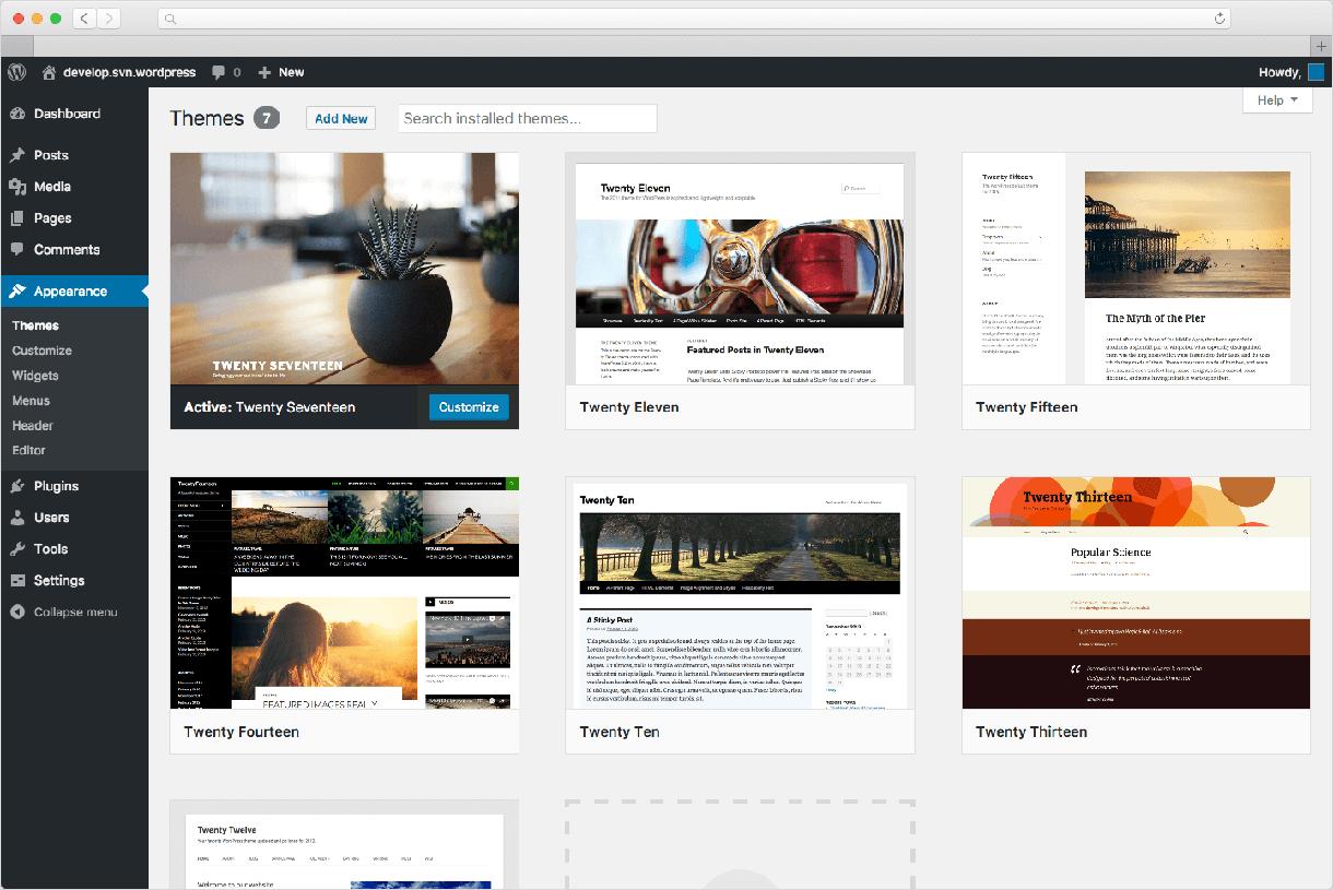 wordpressでのホームページ制作します 打合せ後の、1週間以内に製作可能です
