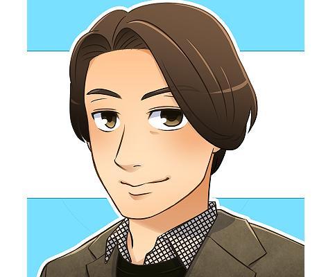 アニメ・マンガ風の似顔絵を作成します 【商用利用込】アニメ・マンガ風 - アイコンなどに -