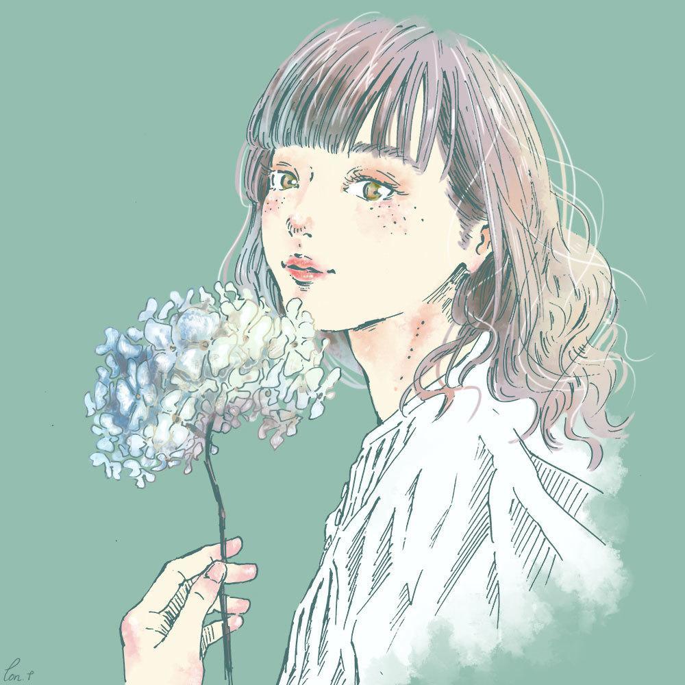SNSアイコン | 挿絵イラスト描きます オシャレ・ゆるふわなイラスト得意です☄︎ イメージ1