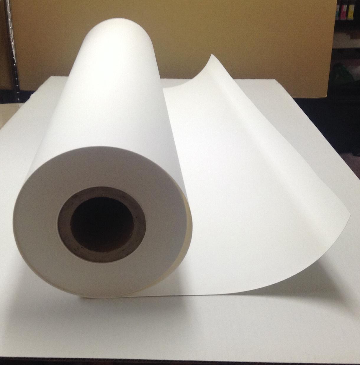 B1サイズ持ち込み紙にプリントします インクジェットの紙などお送り頂いた紙へのプリントです。