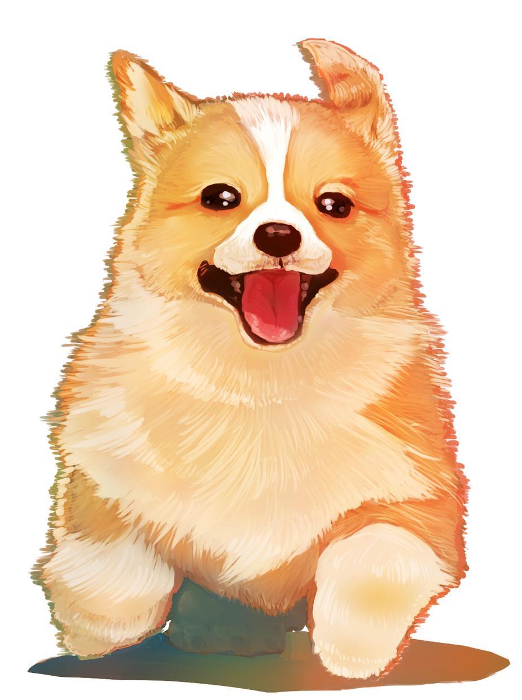 愛するペット、動物の似顔絵、写実イラスト描きます 大切なペットとの思い出を残したい方、プレゼントにもオススメ!