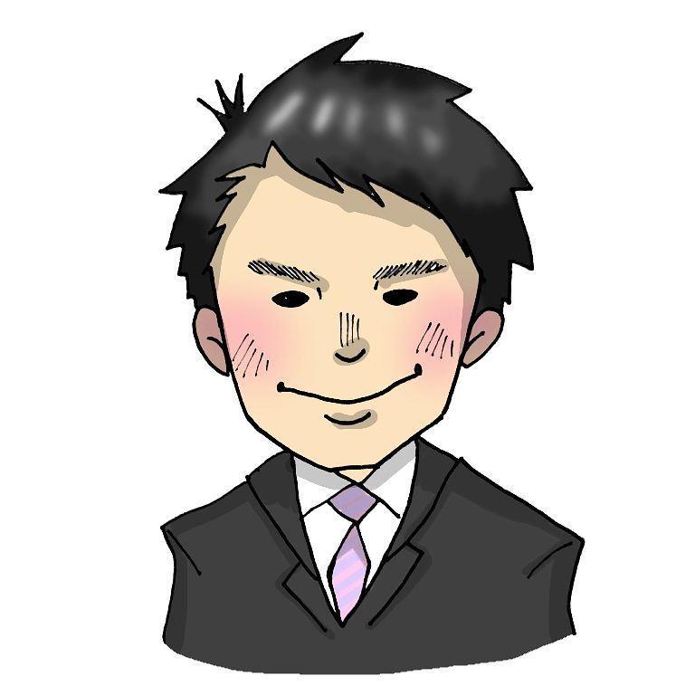 キャラクター化してアイコン向けのイラスト描きます 自分用のSNSのアイコンやお友達のプレゼントに!