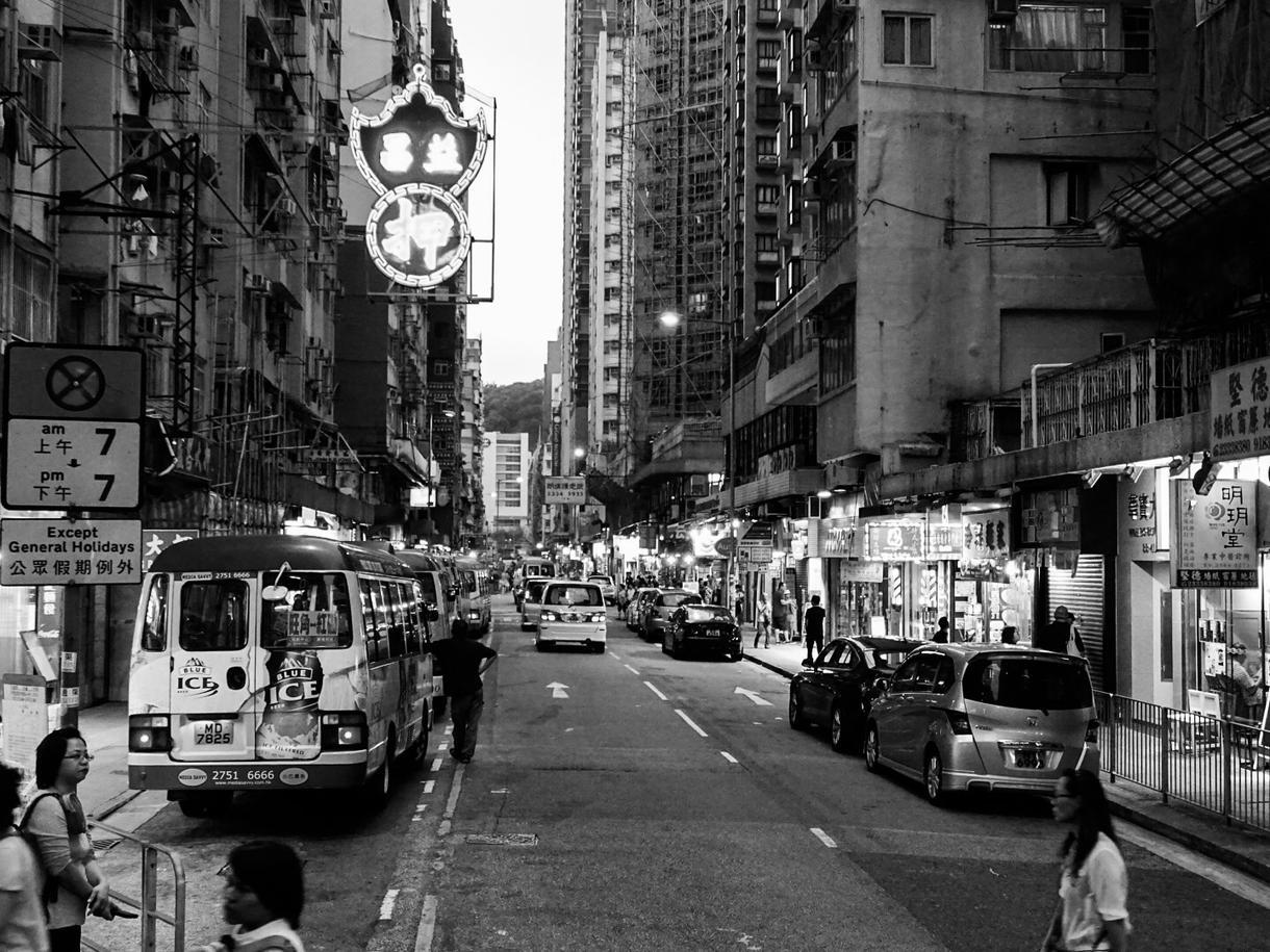 香港の市内撮影代行します 香港の紹介や擬似旅行などにご利用ください!