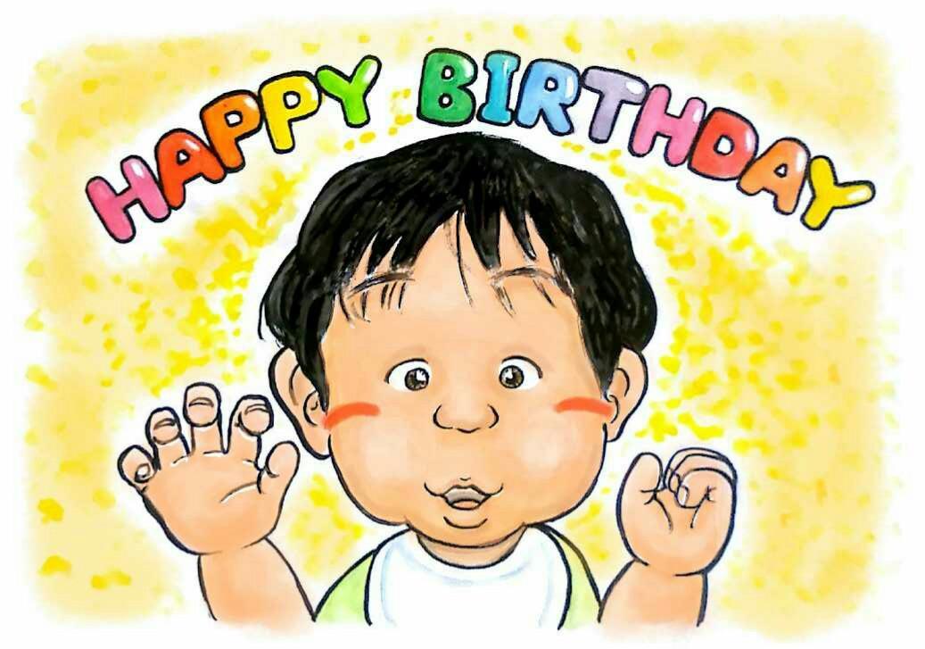 記念の似顔絵描きます ウェディング、誕生日、長寿などのお祝いにどうぞ