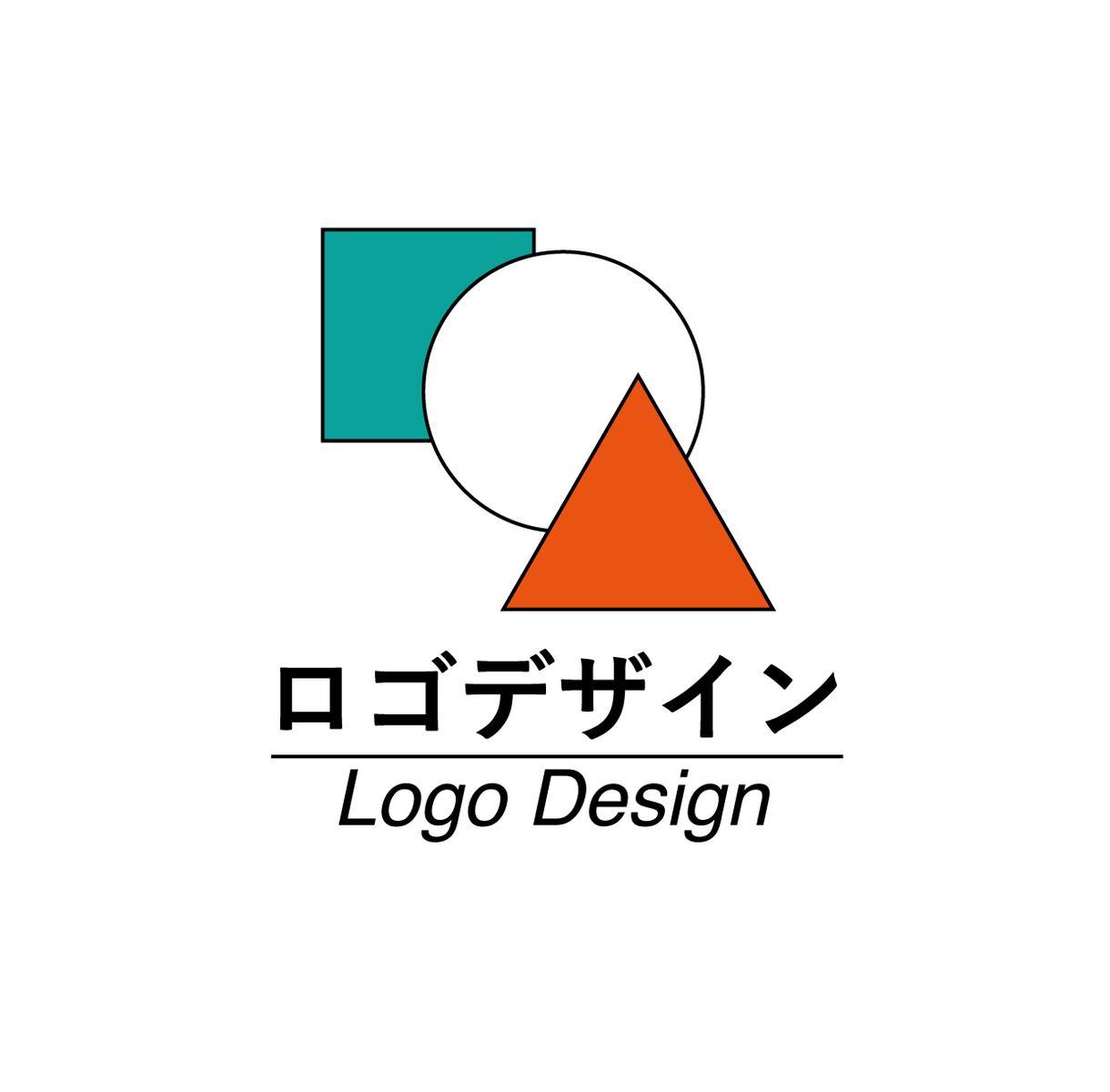 現役グラフィックデザイナーがロゴデザイン承ります 質の良いロゴデザインを提供致します