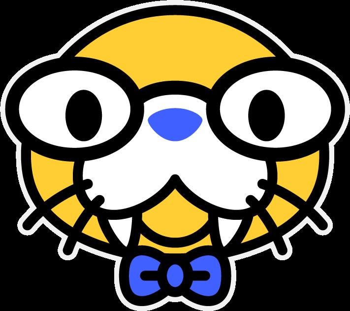 ご希望に合わせた「動画クイズ」を5問制作します オリジナルキャラクター「トドメガネ」のクイズ!5問おまけ付!