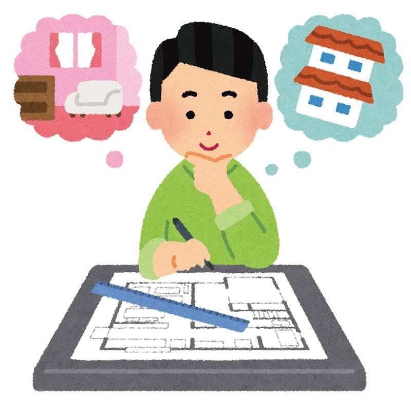 意匠設計   図面作成致します 設計事務所在職者がトレースや計画図、実施図を作成致します。