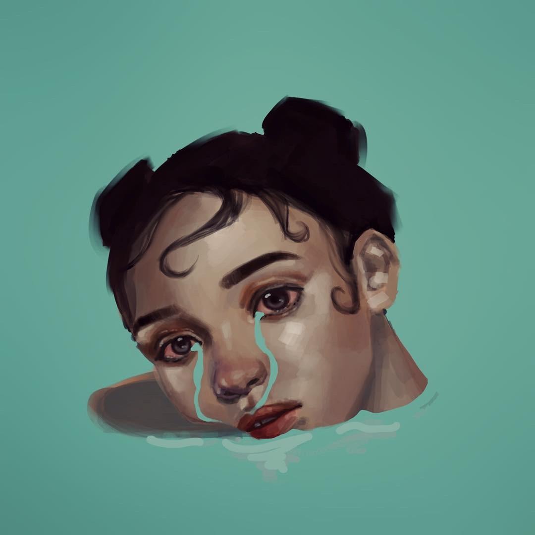 イラスト、似顔絵お描きします リアルで個性的なタッチの絵を描きます。