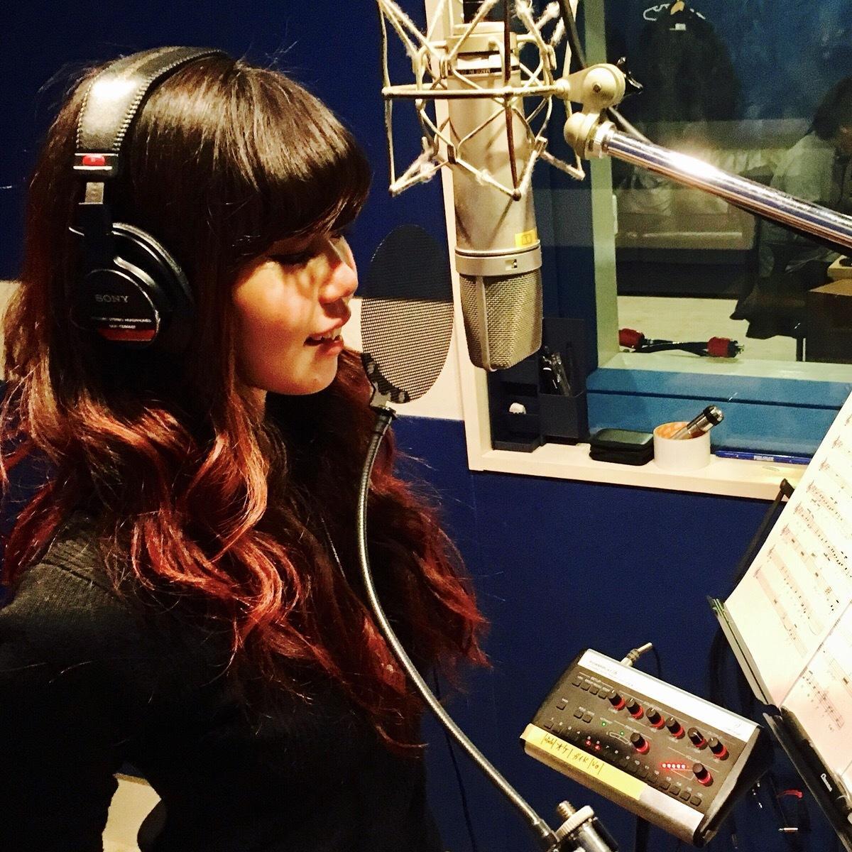 英語楽曲も可能!商用利用楽曲の女性用本歌を歌います 全国TV・CM曲等多数経験有!案件に合った歌声をご提供します