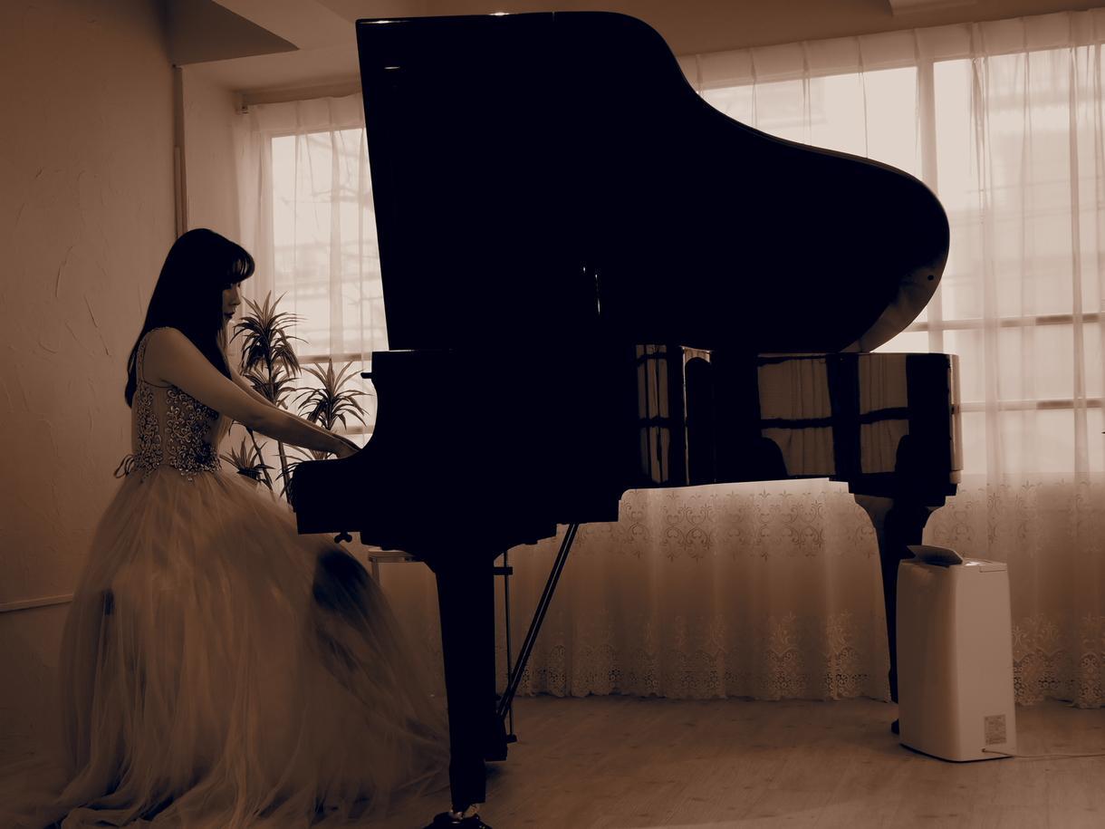 ピアノの通信教育します あなたのピアノの演奏を聴いて練習方法を教えます