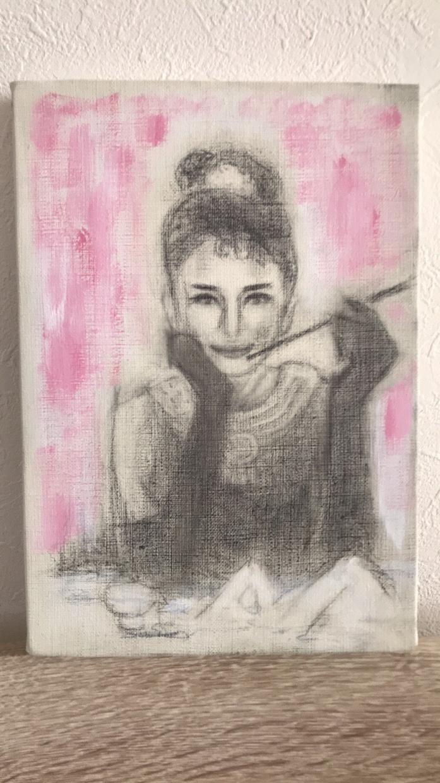 手描きで似顔絵描きます 手描きの絵を記念やお祝い事のプレゼント等に❤︎*。