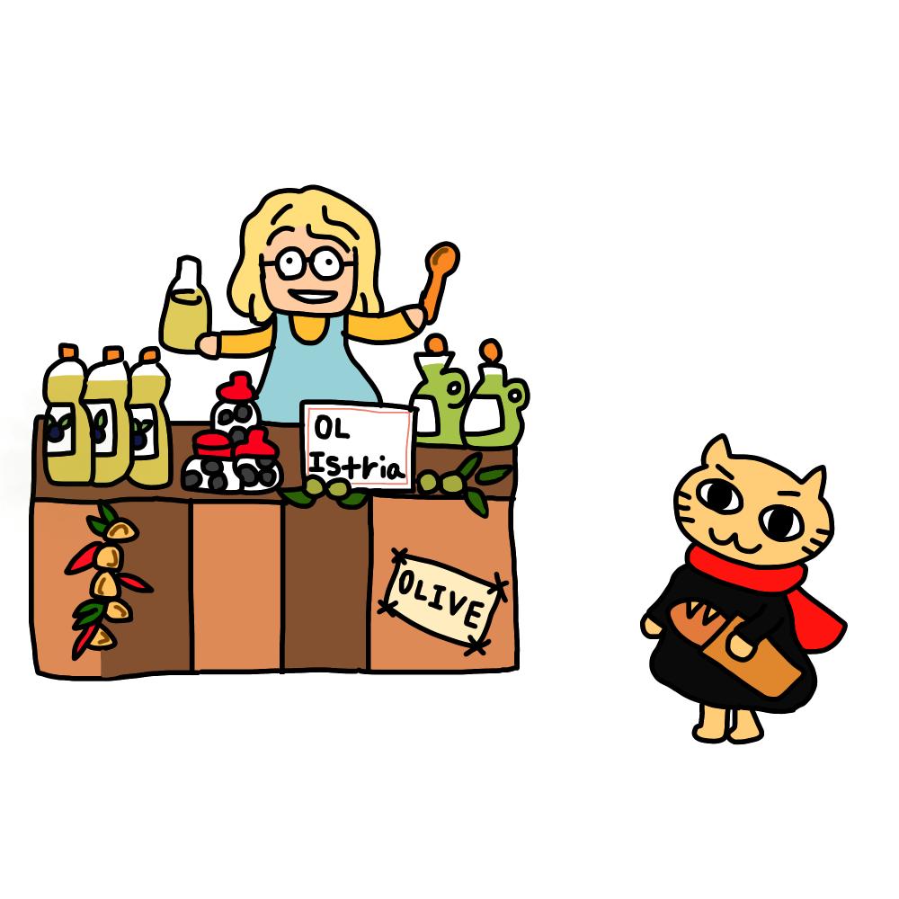 イラスト描きます ちょっとしたプレゼントに!カラフルで元気になります!