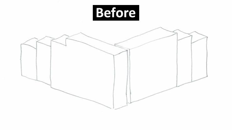 3Dの概念図を制作します 何か物足りない・・そんな時、3Dで表現にインパクトを与える!