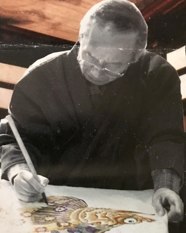 京都素描き絵師「川瀬笙峯」あなただけの絵を描きます お祝い品や思い出の品に。場所、地名、風景などお伝え下さい。