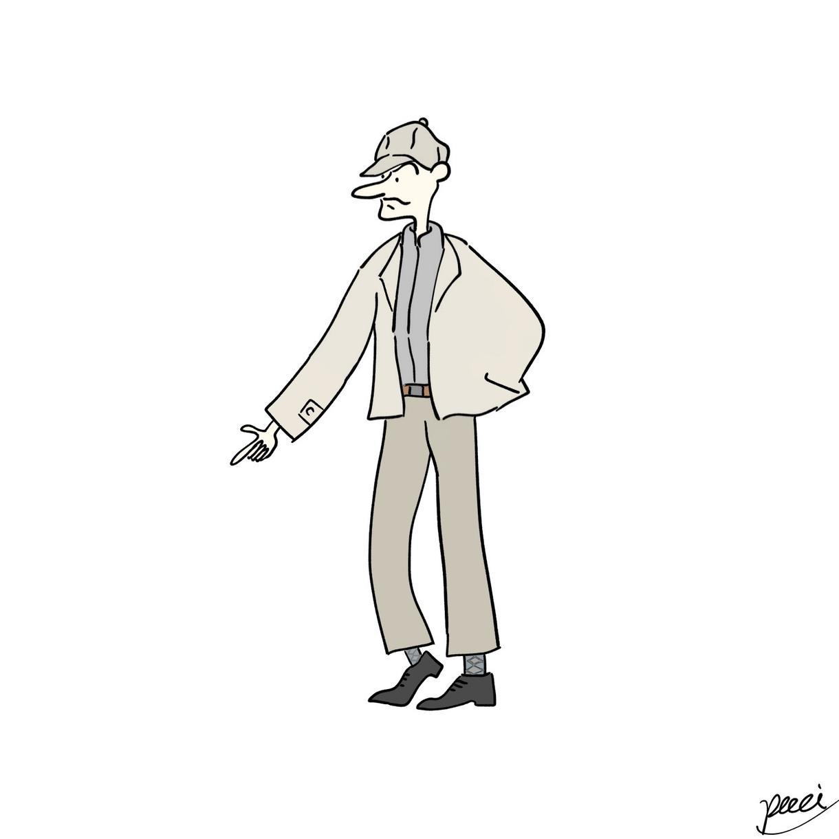 アニメ調のイラストを描きます 求められたイラストを気持ち込めて描かせていただきます。
