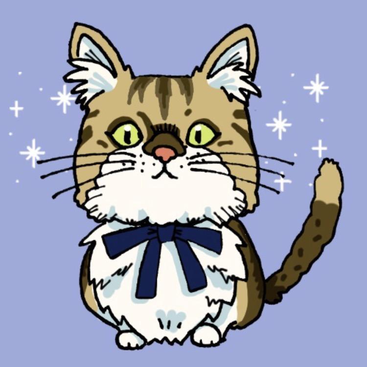 わんちゃん猫ちゃんかわいくお描きします SNSのアイコンにオススメ♡ペットちゃんを似顔絵にします♪