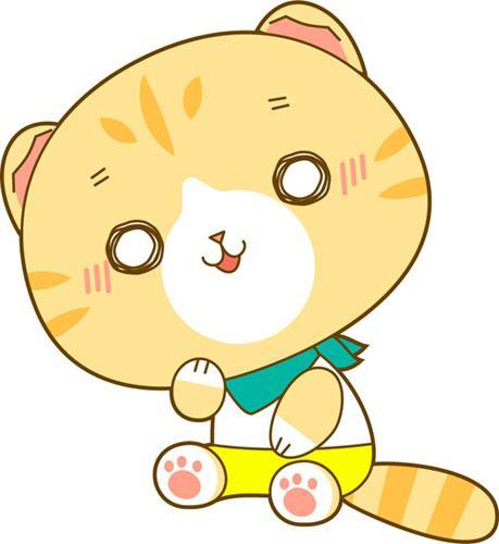 ★かわいい動物のキャラクターを作成します!