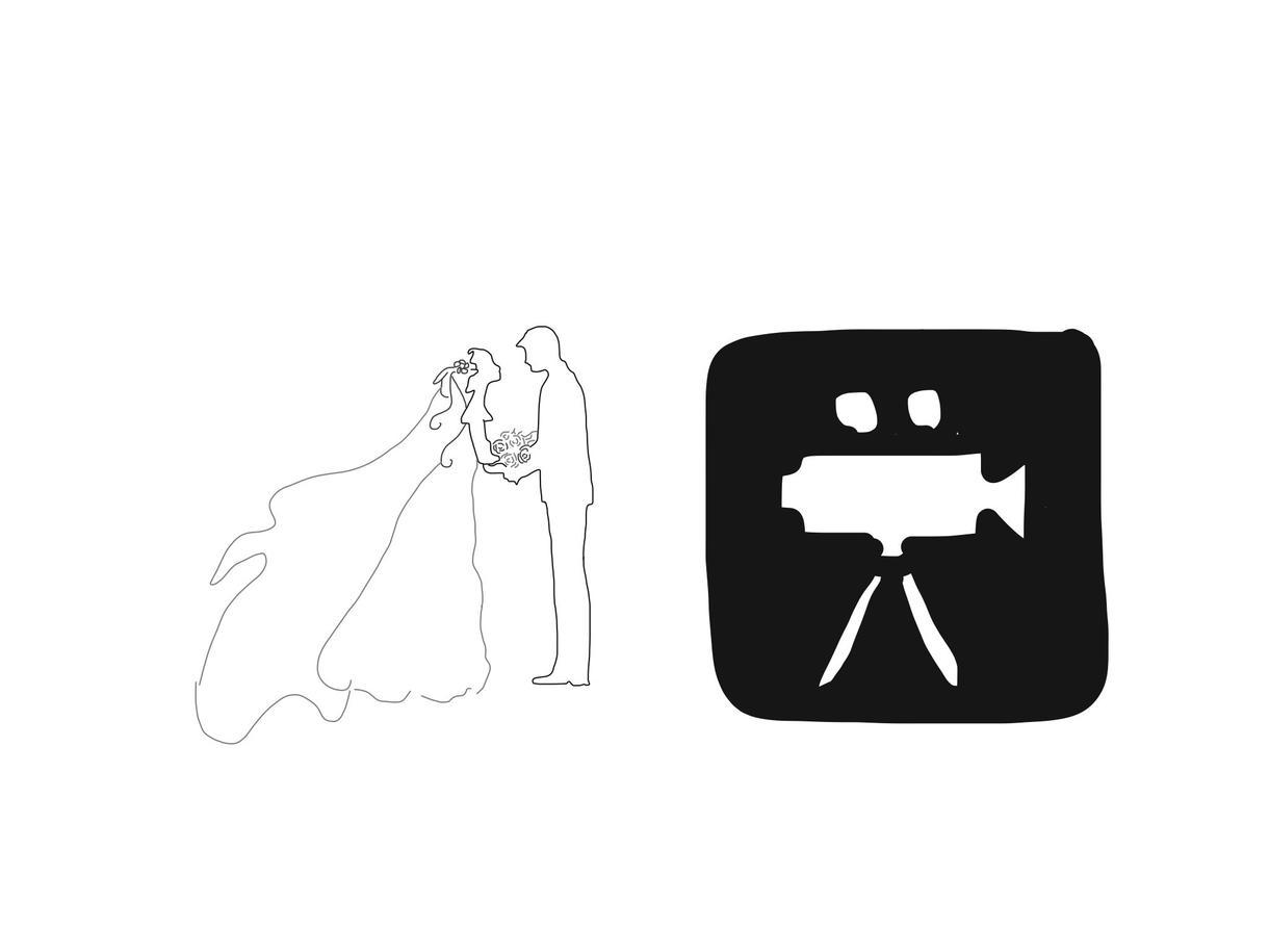 【思い出ムービー】動画OK!結婚式・SNSなどで盛り上がるムービーを作成します!