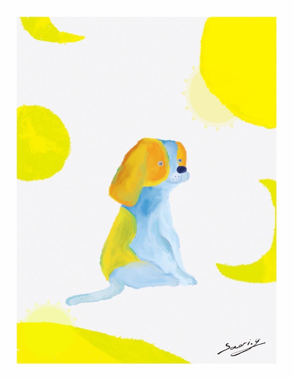 大切なペットのイラストをお描きします 物語性が感じられる、世界でたったひとつの動物イラスト イメージ1