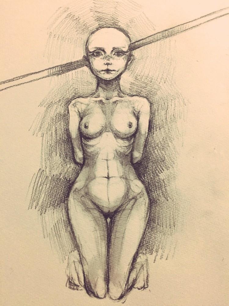 ピアスを開けたカッコいいイラスト描きます ピアスをこよなく愛し、ピアスで自己を表現したい方へ