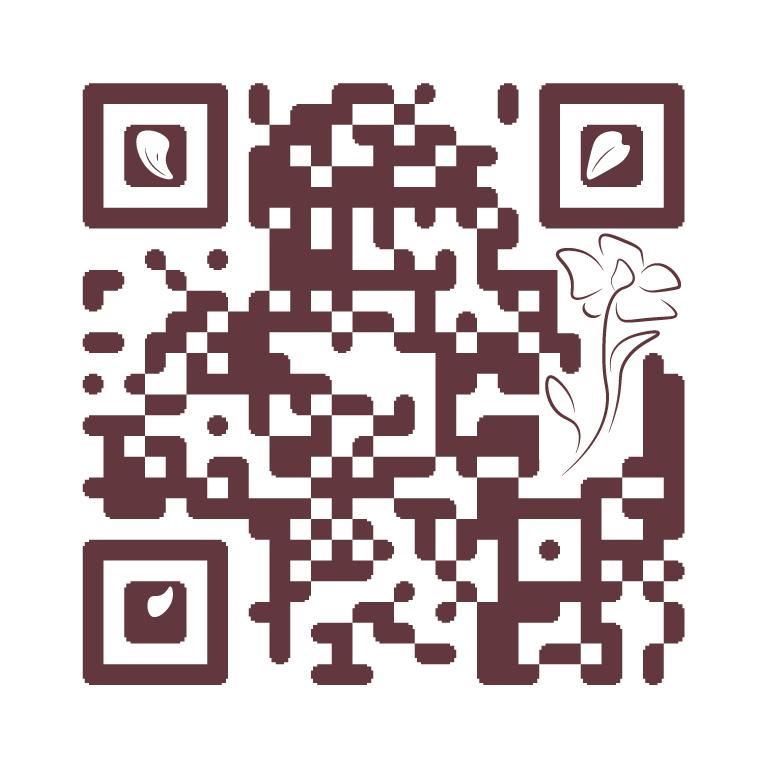 デザインQRコード作成します 色やロゴ入りのQRコード、要望に沿ってお作りします!