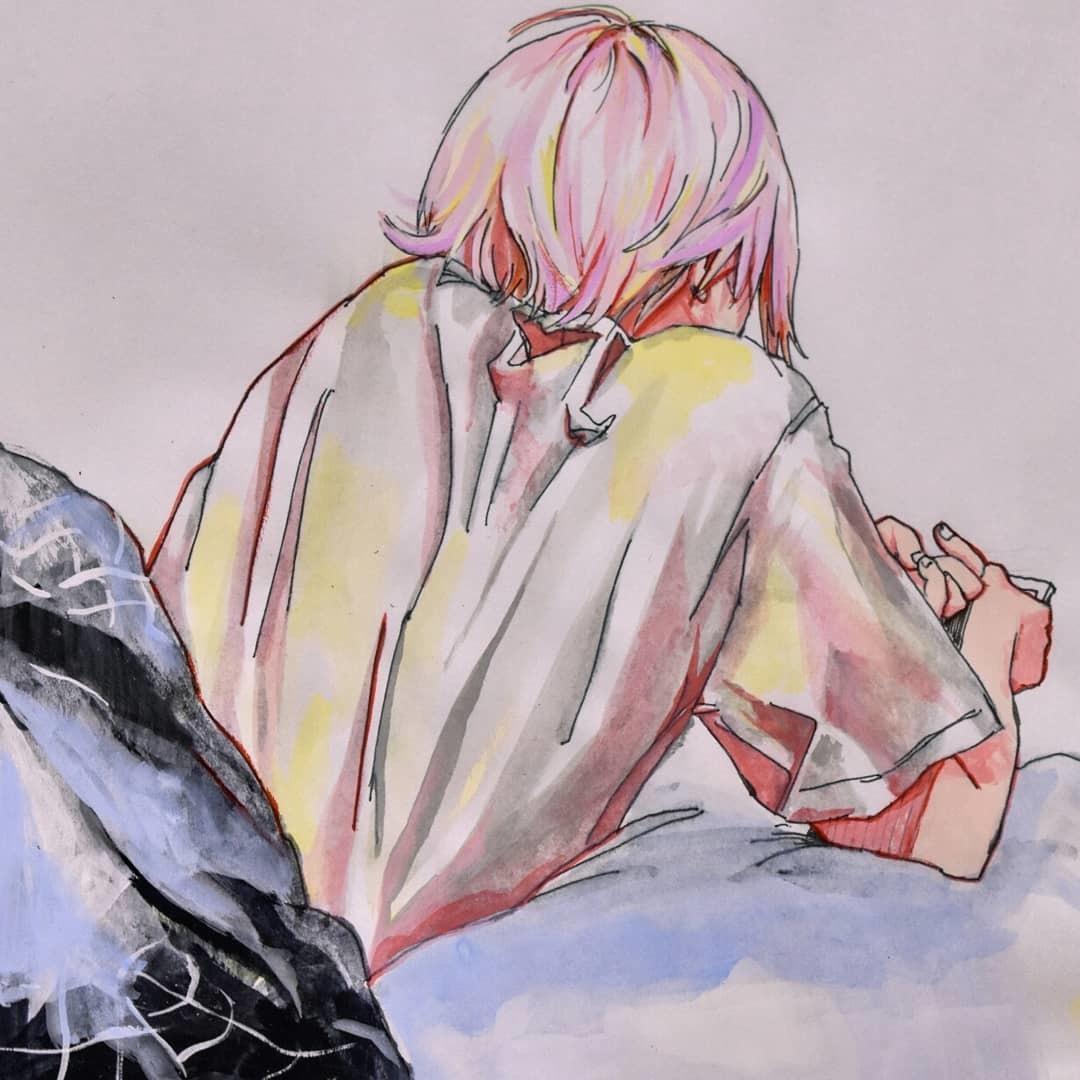 sns用アイコンイラストお描きします あなたに合ったジャンルのアイコンお描きします♪