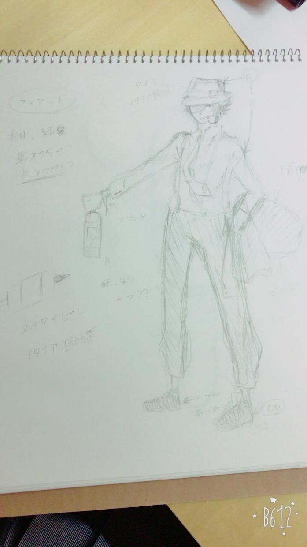 オリジナルキャラクター考えます キャラクターのネタが欲しい!簡単な下書きが欲しいと言う方 イメージ1
