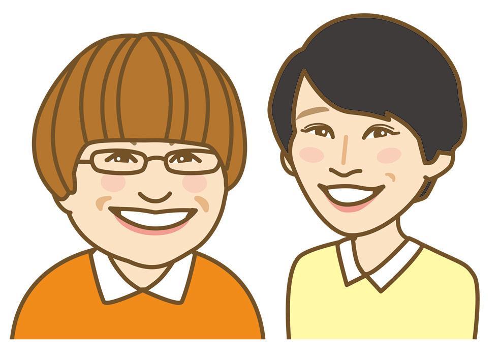 親しみやすい似顔絵、アイコン描きます 名刺やプロフィールアイコン、LINEスタンプ展開にも! イメージ1