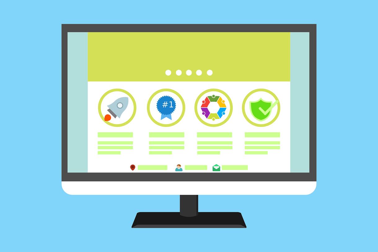 WordPressで、SEO対策しHP作成します シンプルで見やすい、訪問者が使いやすいHPを イメージ1