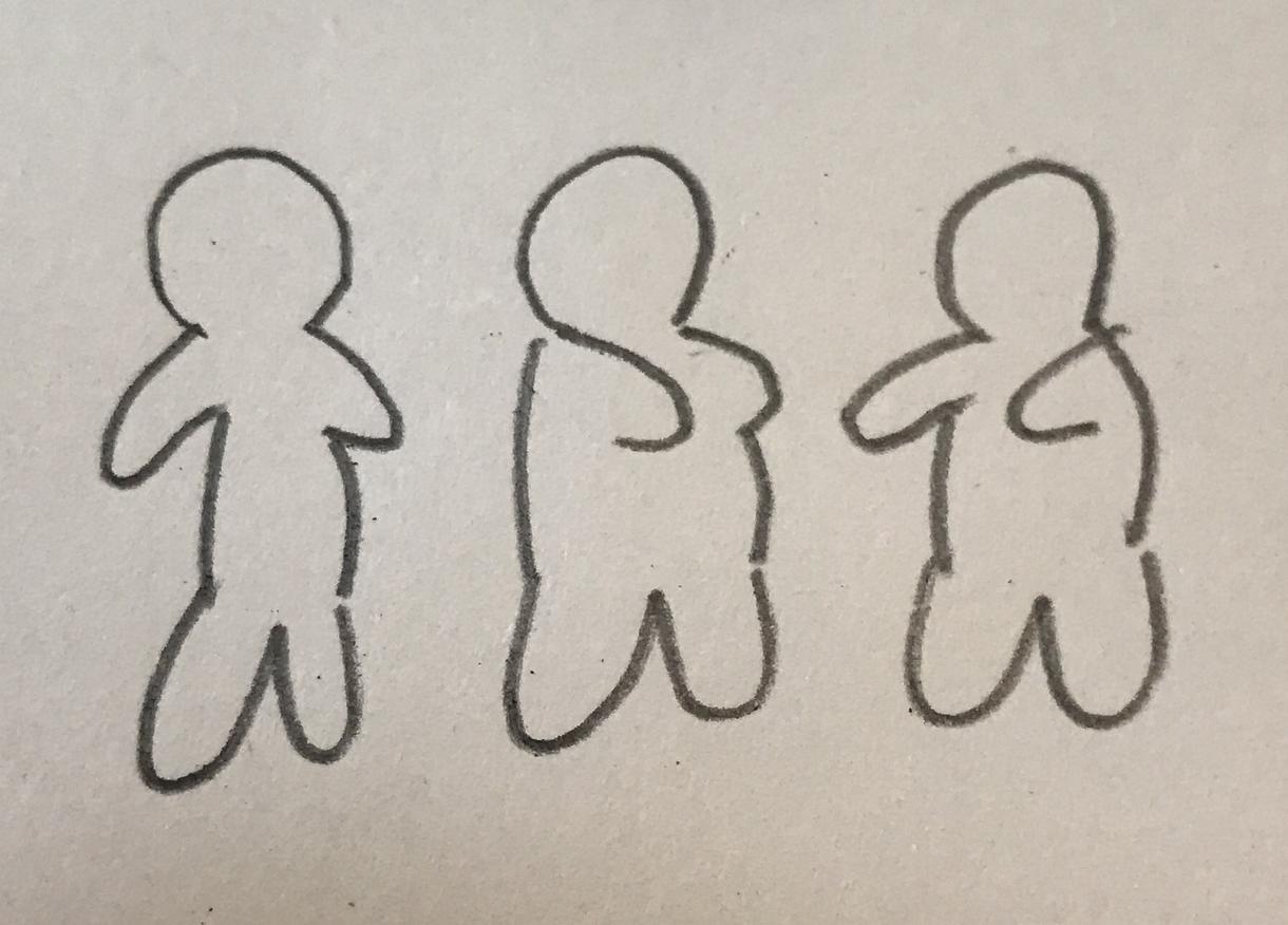 子供から大人までのかわいいイラストを作成いたします とっても可愛いイラストを使いたい方へ