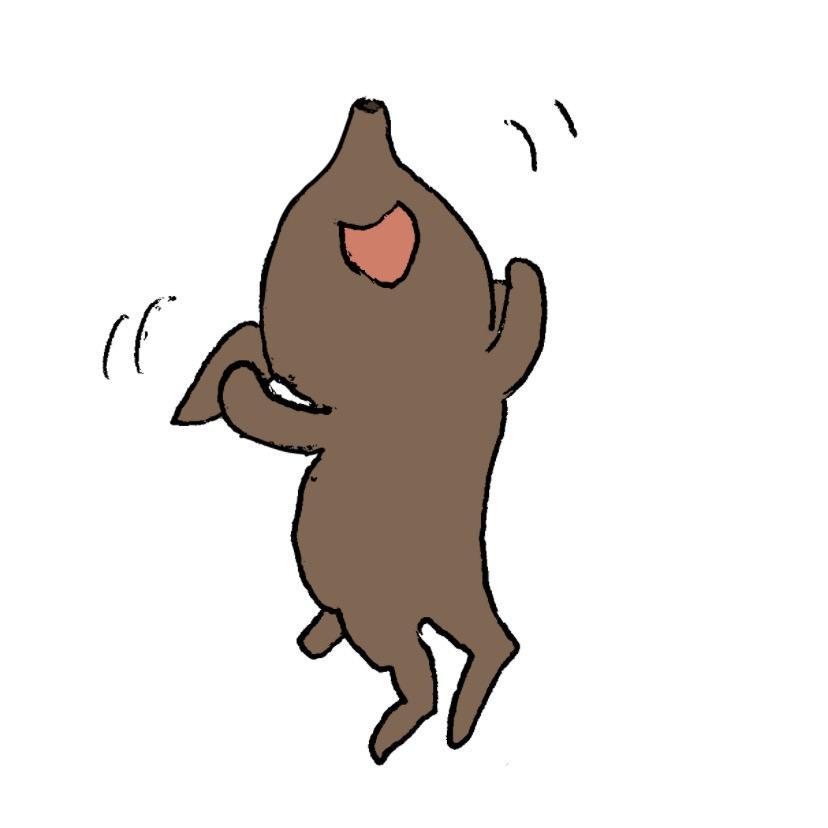ゆるめの動物のイラスト描きます 大好きなペットをイラストにしてみませんか?(*^^*)