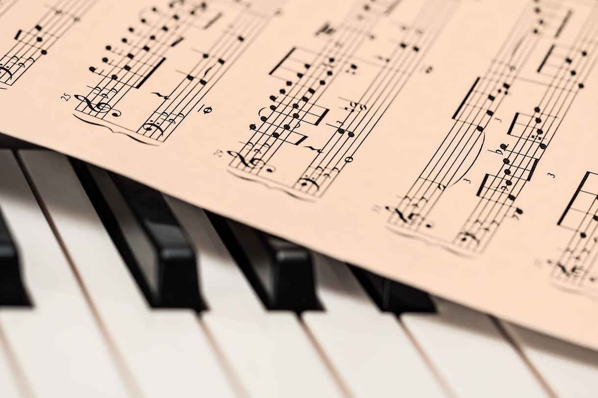 楽曲を【耳コピ】 素早く正確に採譜します [最短で当日]どんなジャンルもOK!どの楽器採譜も承ります!
