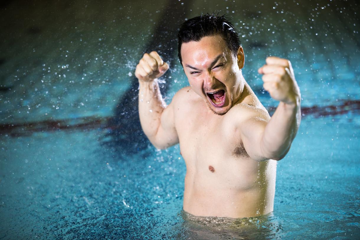 トライアスロンに完走出来る方法教えます 陸上未経験、水泳初心者でもトライアスロンに完走出来ました。