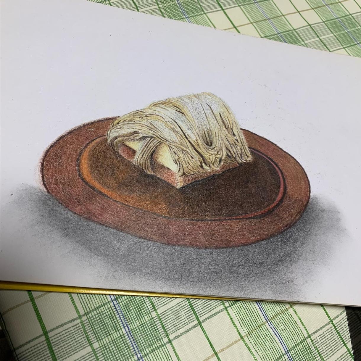 リアルなアナログ絵、メッセージ性のある絵描きます 鉛筆や色鉛筆を使用して描かせていただきます。