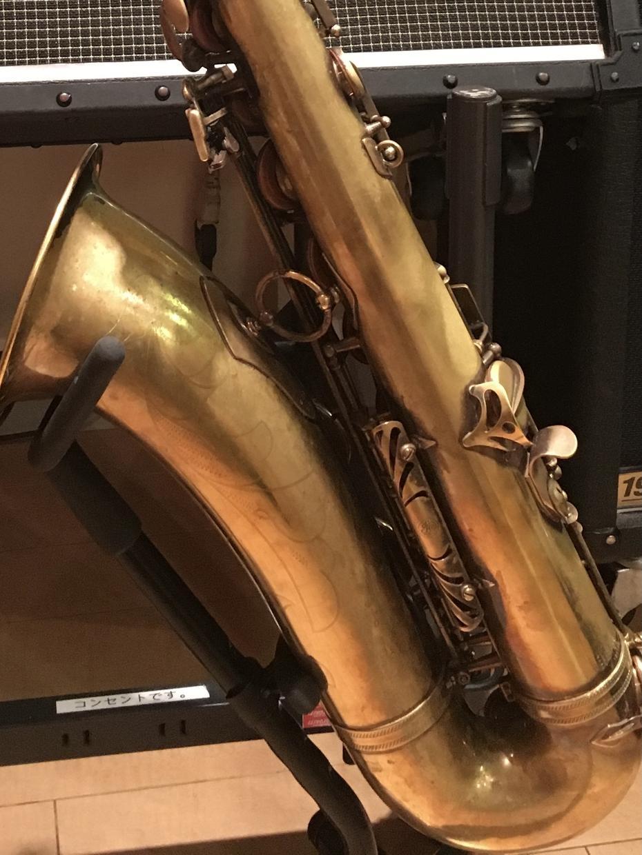 テナーサックスの音入れをします ヴィンテージサックスを使用した生楽器サウンドをお届けします! イメージ1