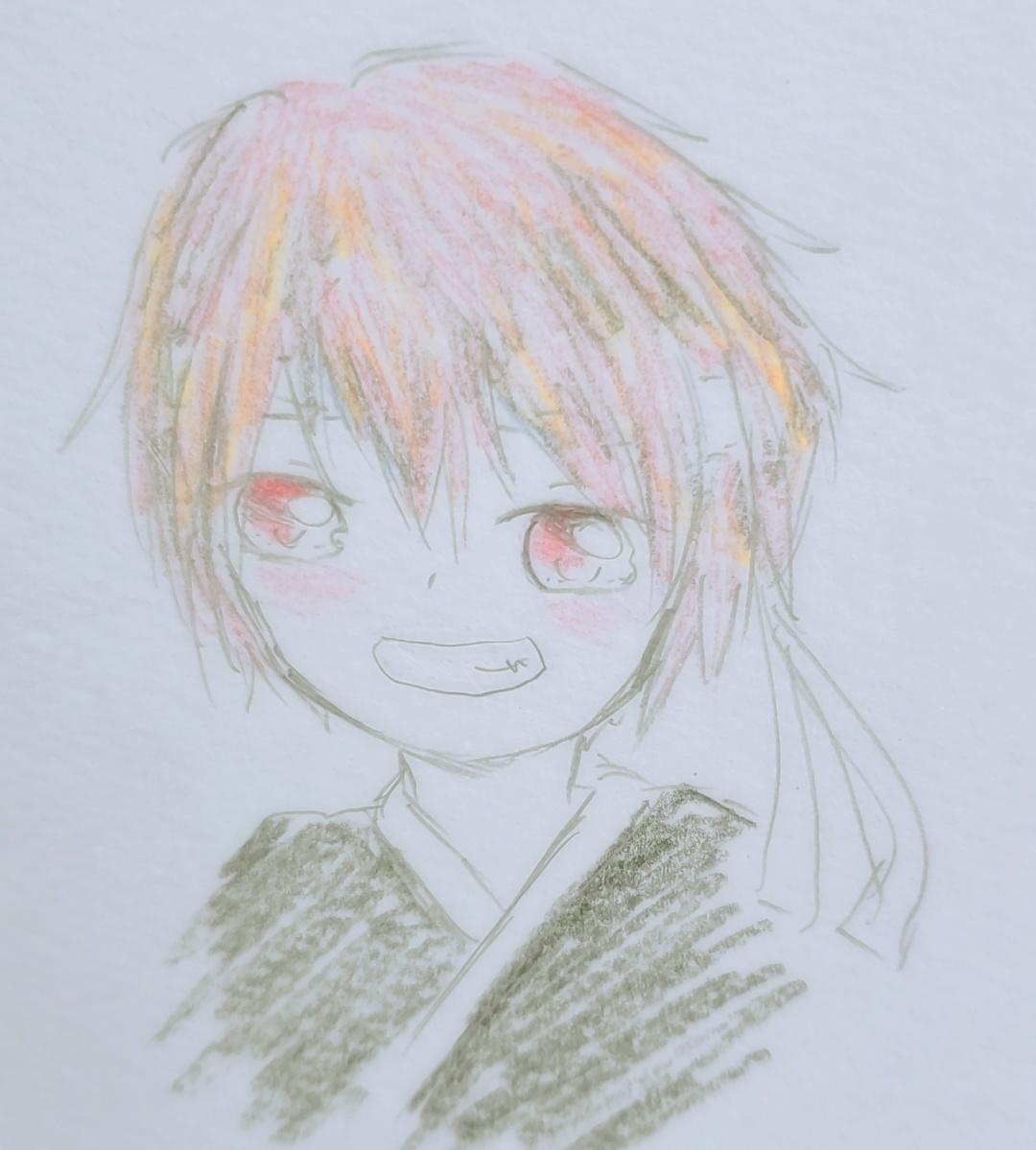 1000円以下で貴方のイメージキャラクター描きます 1000円以下です!気にいるまで何度でも描きなおしOKです!